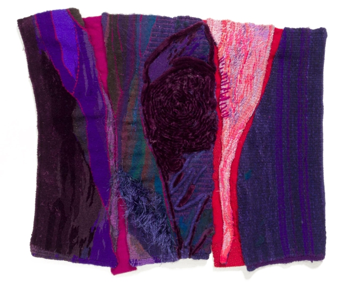HerView (Color Field Tapestry Series)