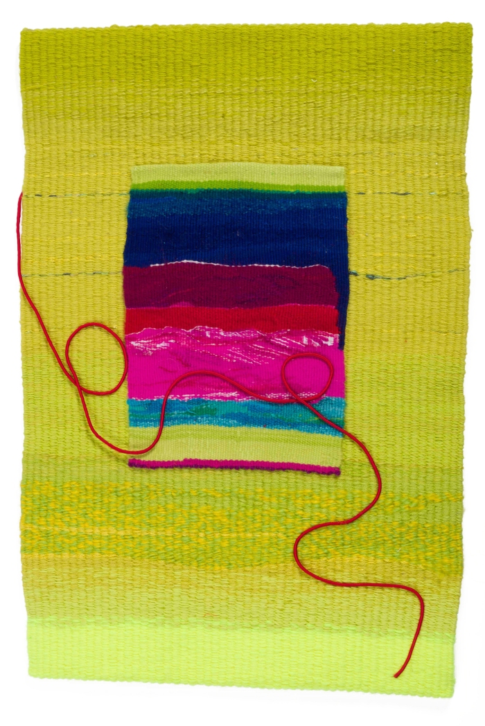 Roadtrip (Color Field Tapestry Series)